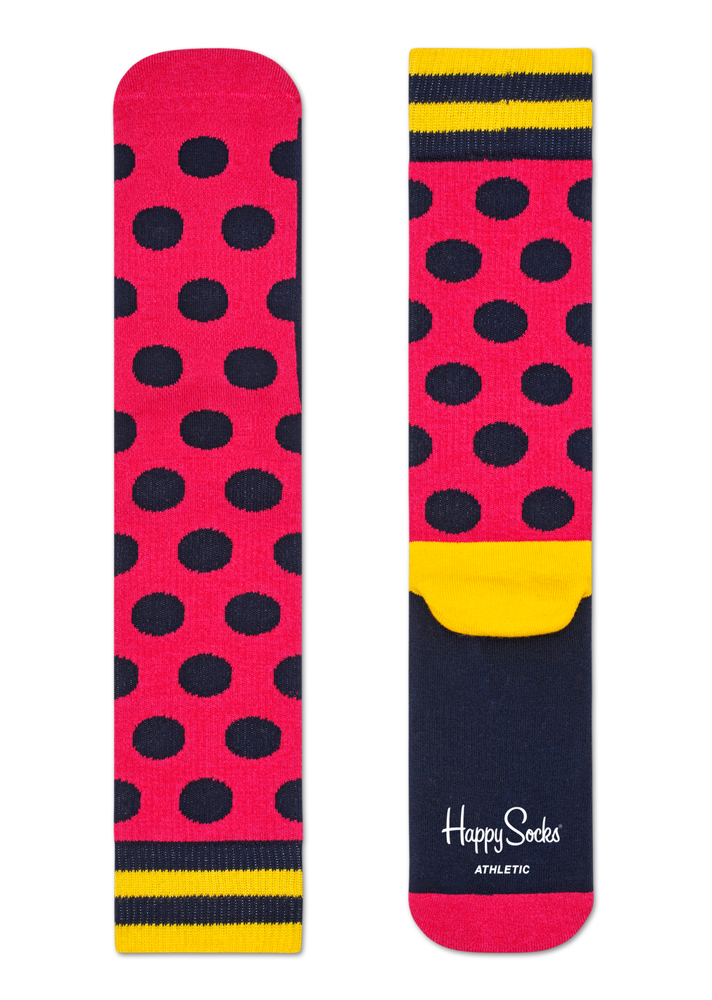 Athletic Big Dot Sock