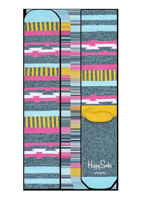 Athletic Inca Stripe Sock