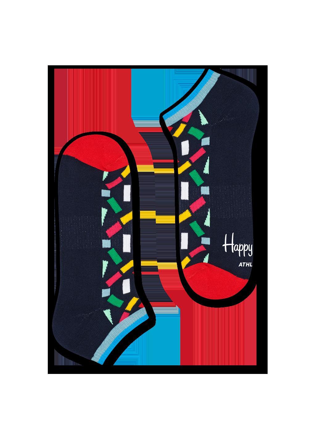 Atlhletic Tiny Confetti Low Sock