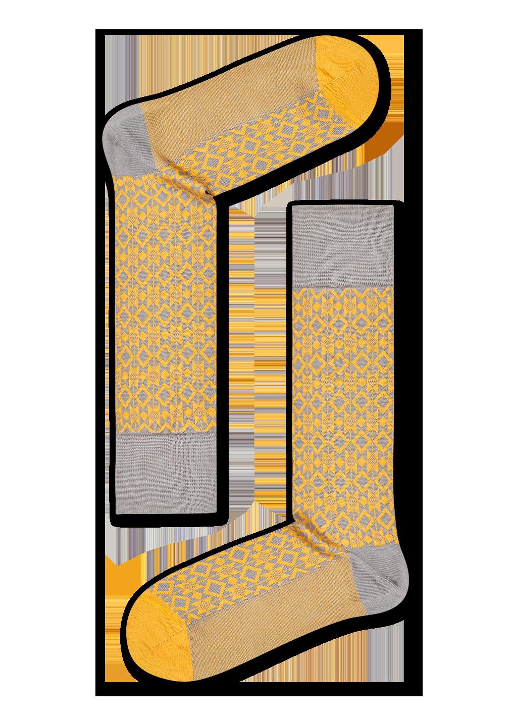 Dressed Aztec Sock