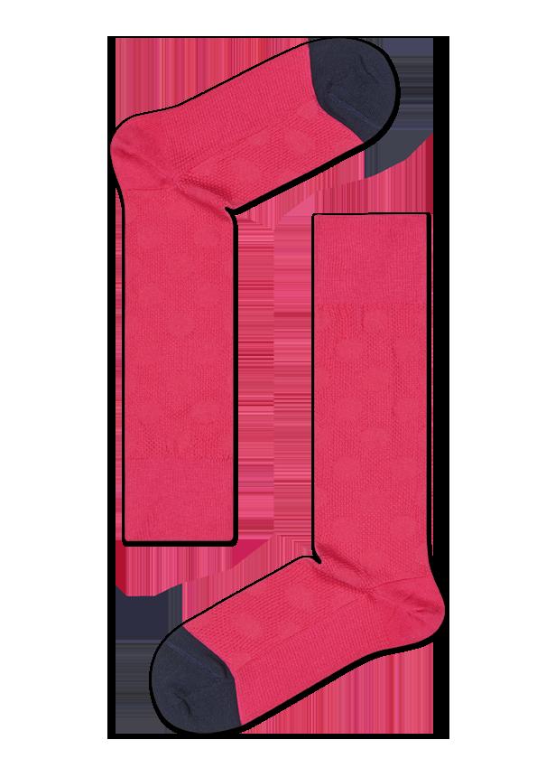 Dressed Big Dot Sock