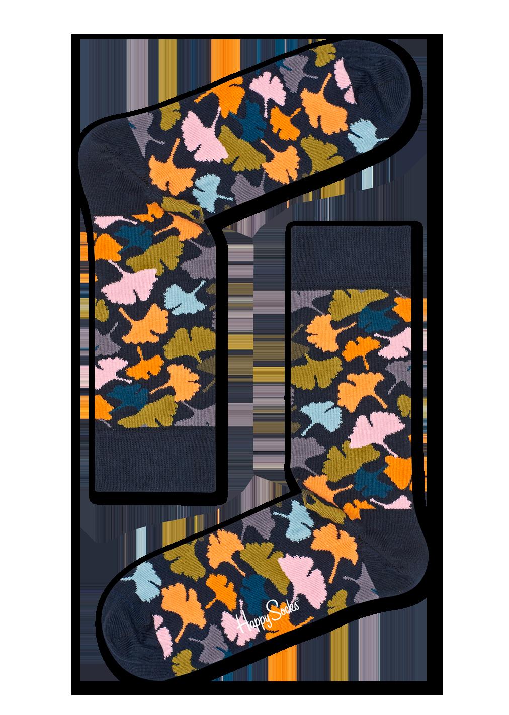 Ginkgo Sock