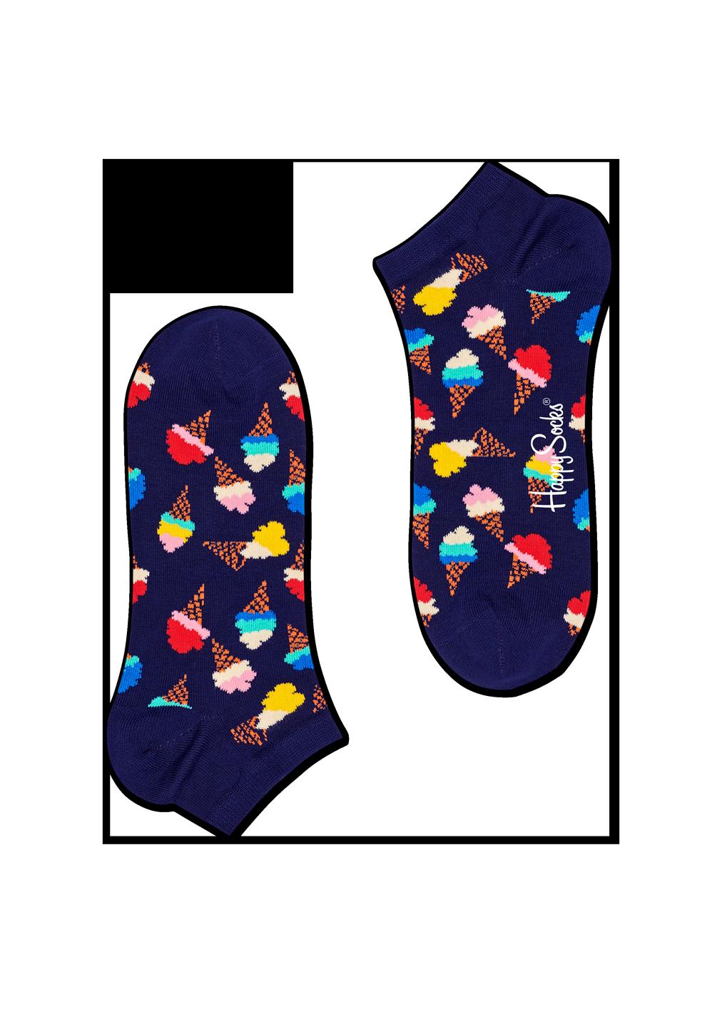 Icecream Low Sock
