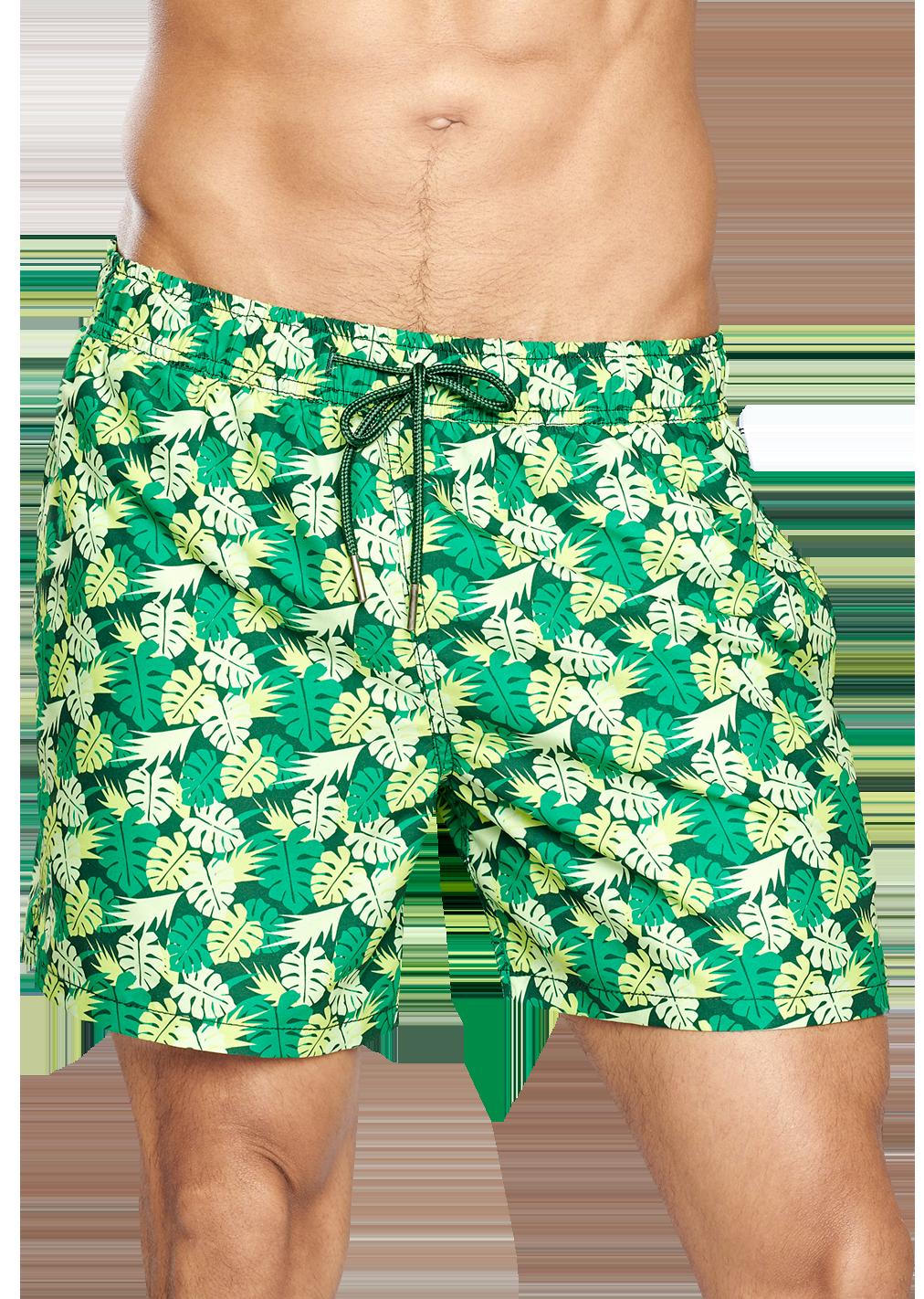 Leaves Swim Shorts