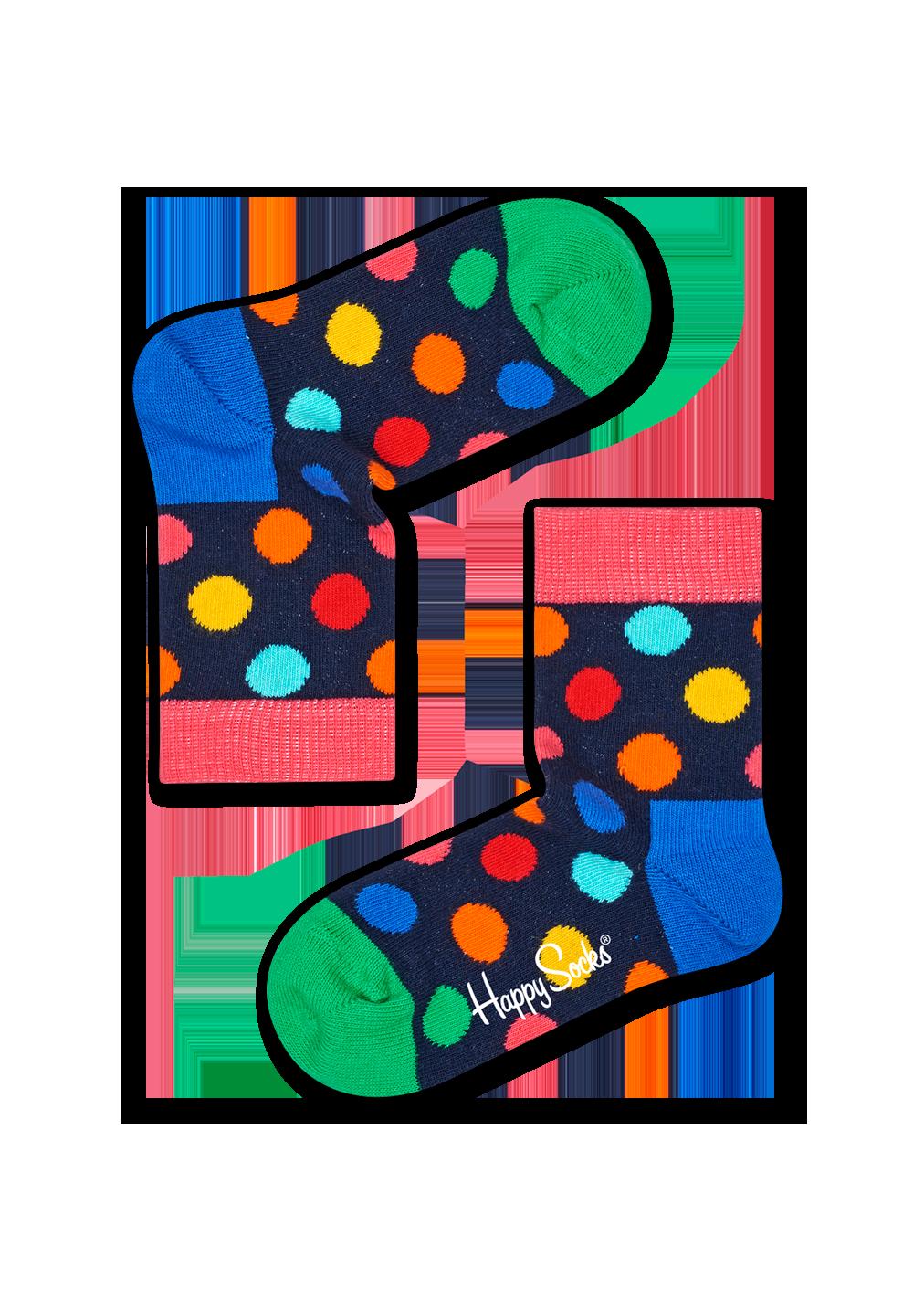 Kids Big Dot Sock