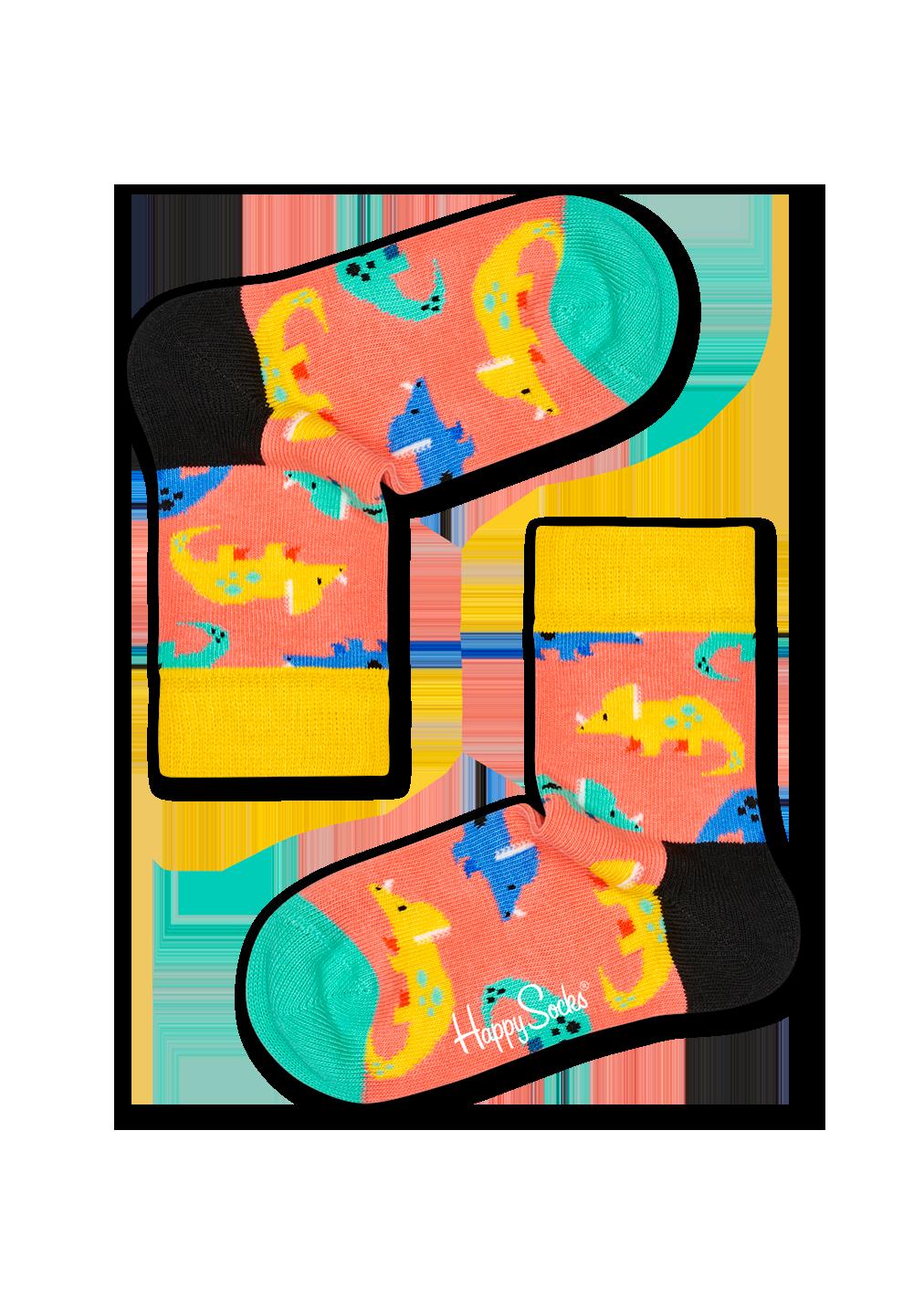Dinosaur Sock