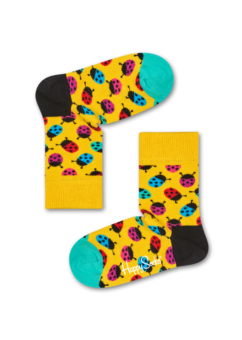 Kids Ladybug Sock