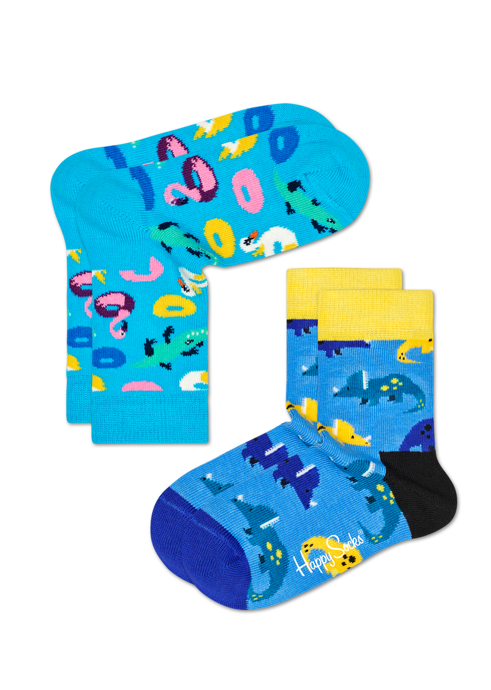 2-Pack Poolparty Socks