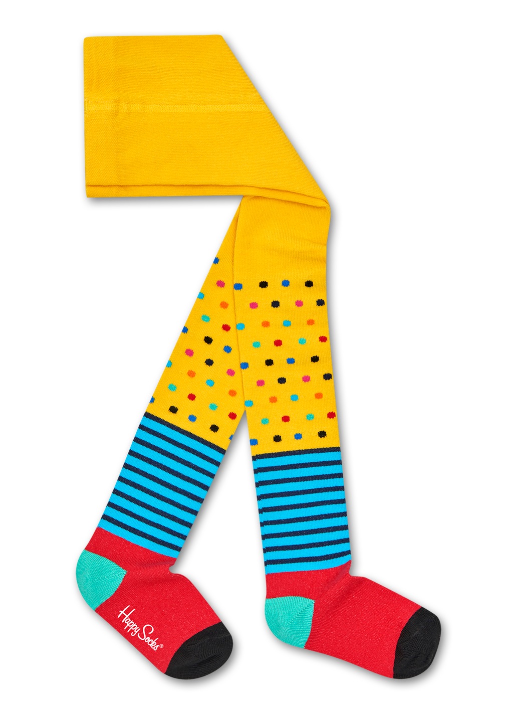 Kids Stripes & Dots Tights