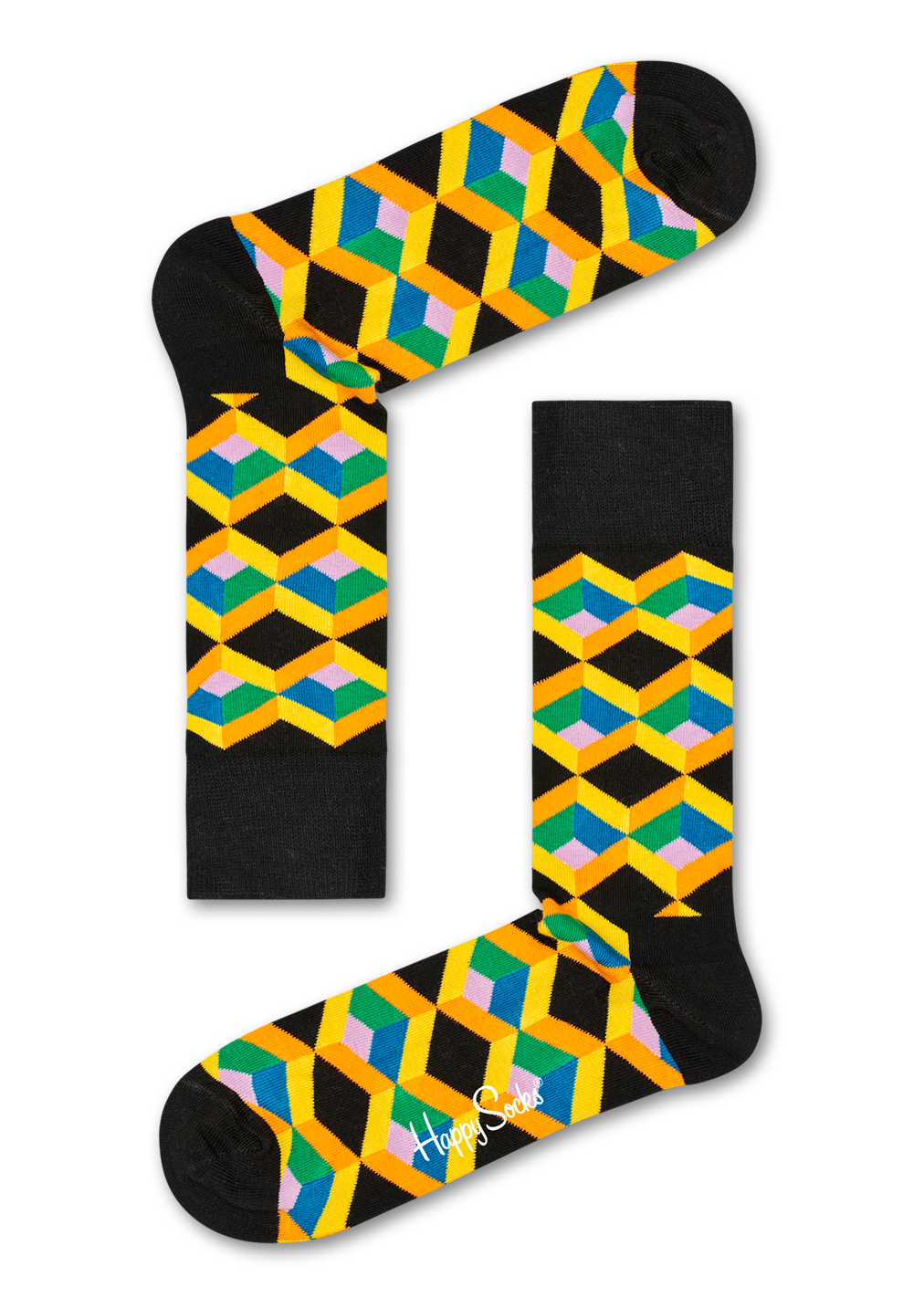 Optic Squre Sock
