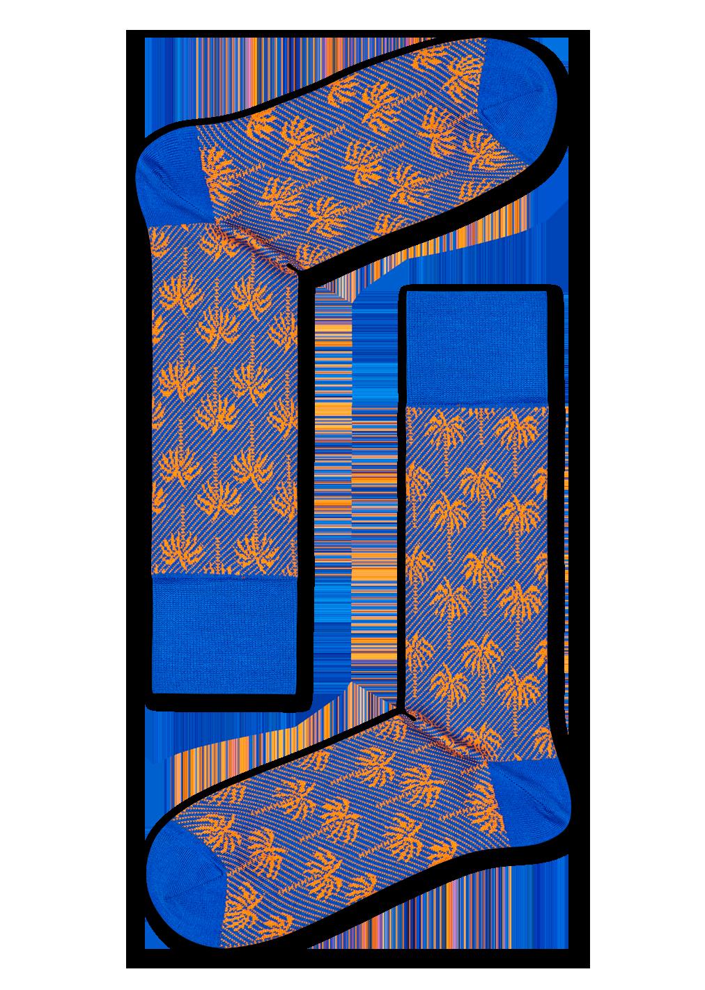 Dressed Palm Sock