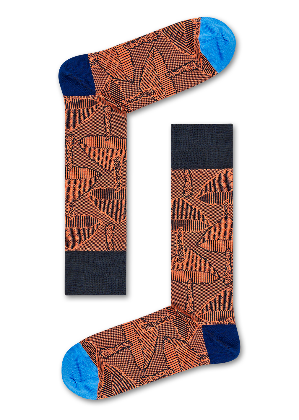 Dressed Shroom Sock