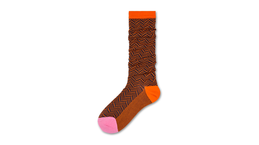 61867a734db Women s Knee High Socks  Alma - Brown