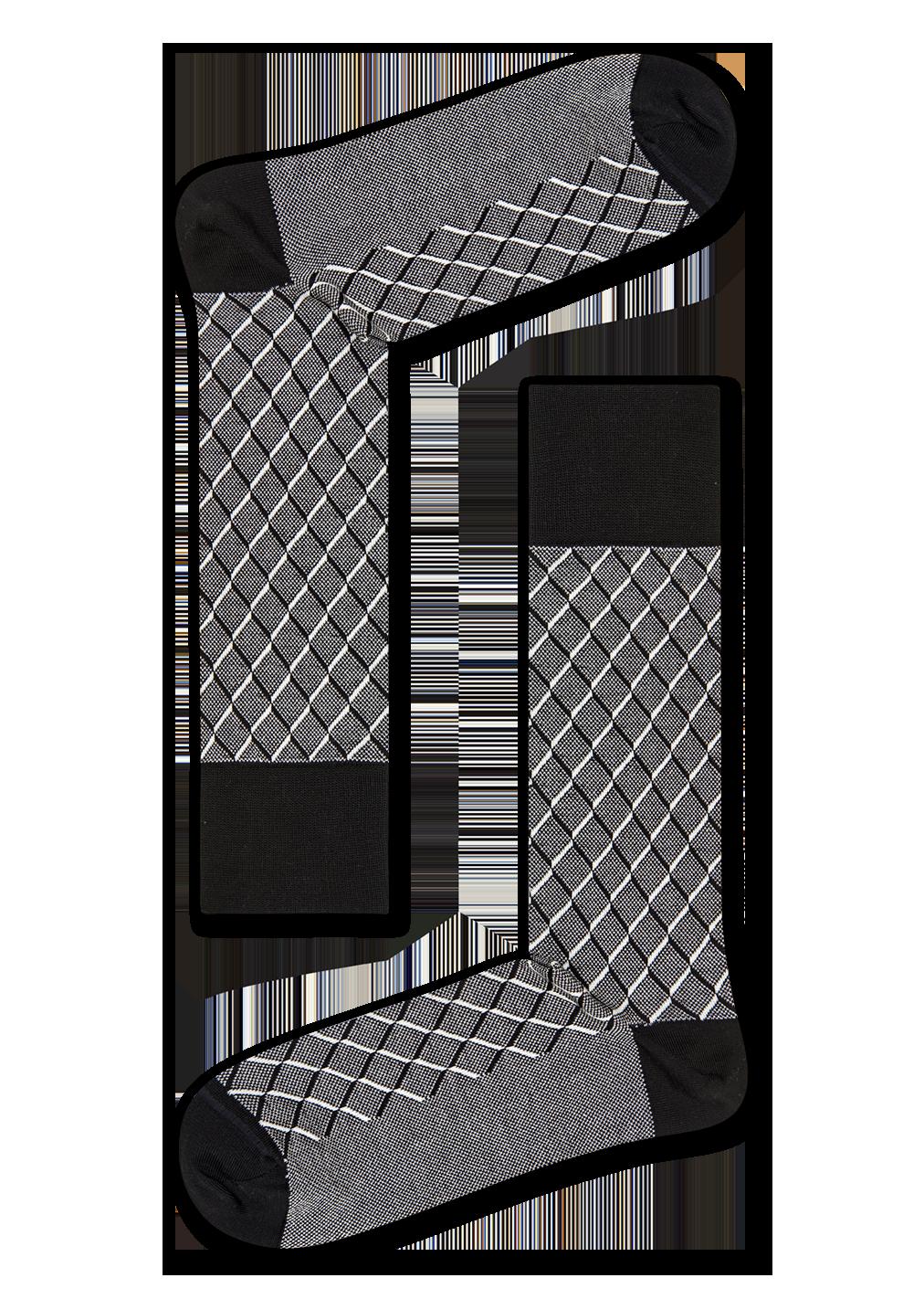 Dressed Square Optic Sock