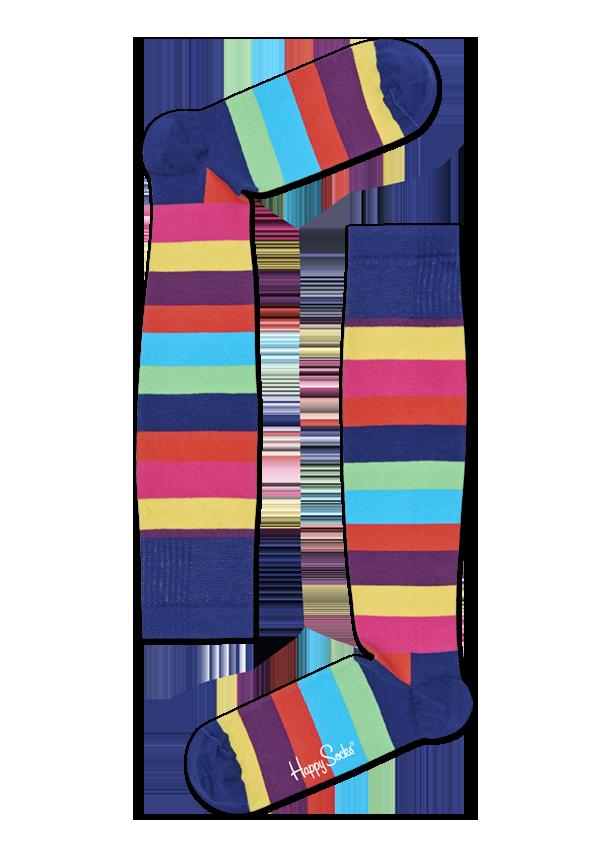 Compression Stripe Sock