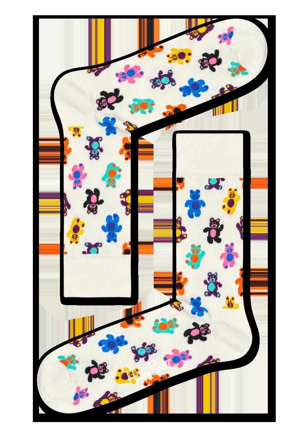 Teddybear Sock
