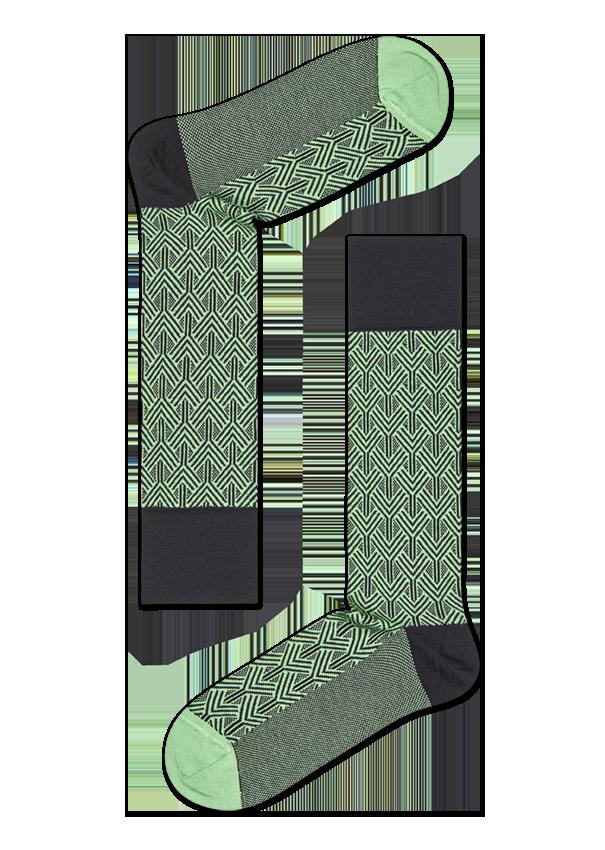 Dressed Tree Sock