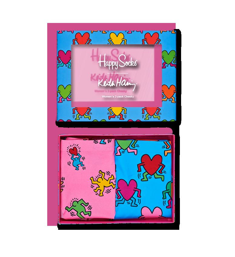 Keith Haring Cheeky 2-Pack Box Set