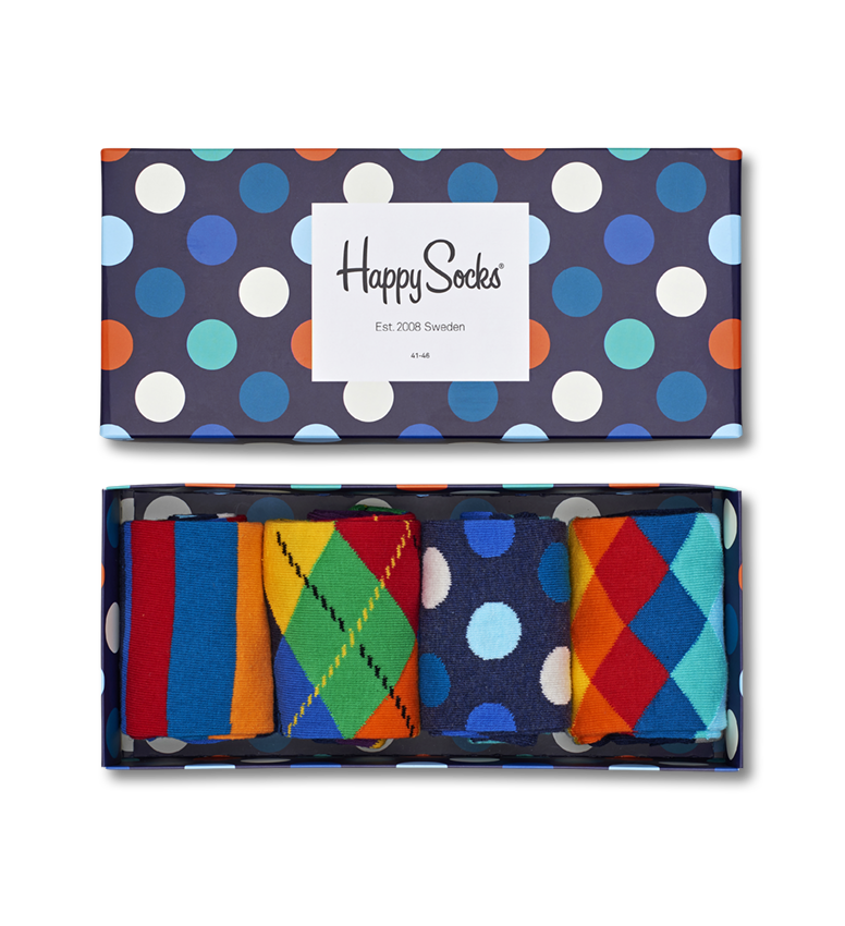 Mix Socks Gift Box