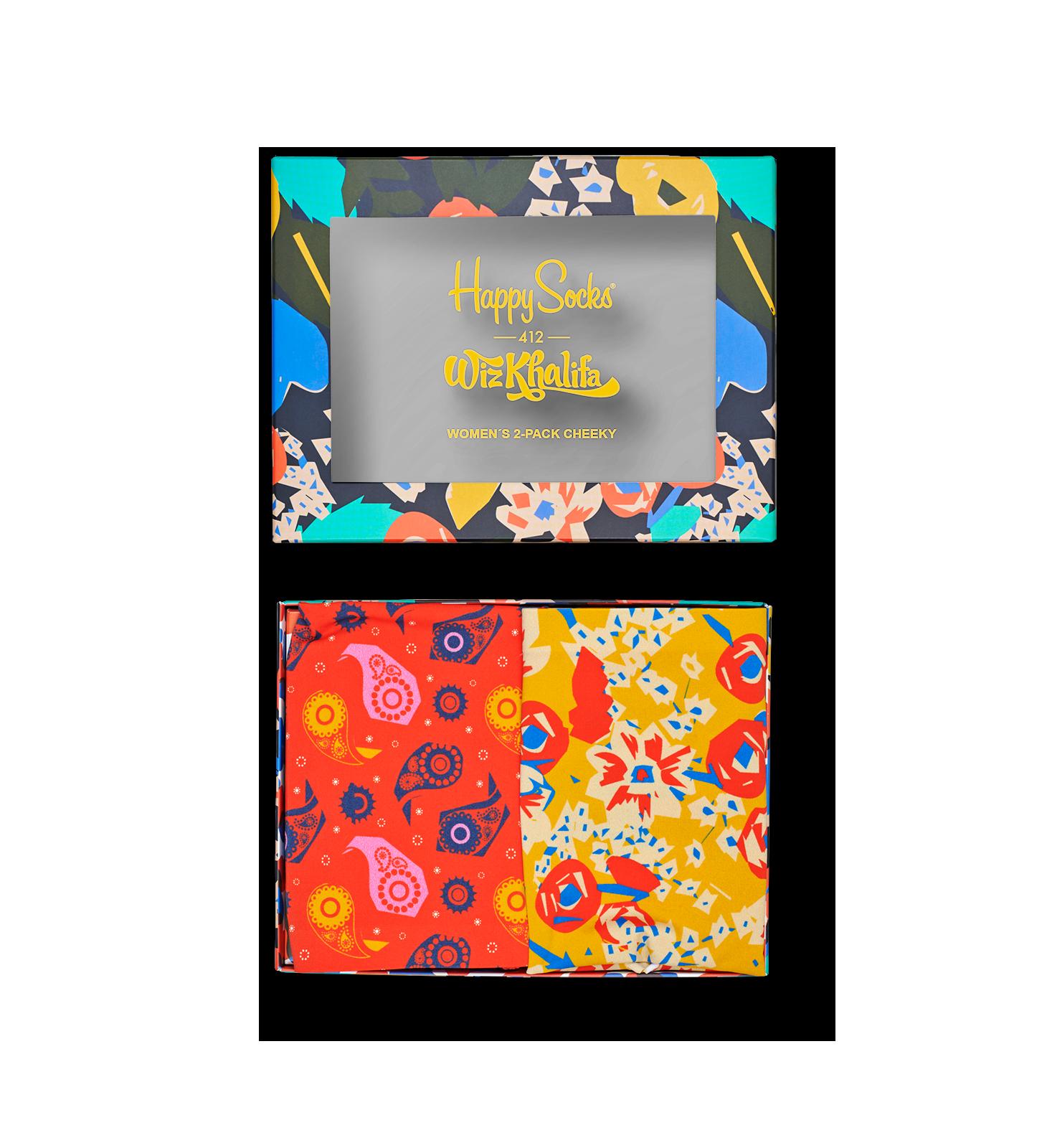 2-Pack Wiz Khalifa Cheeky Box Set
