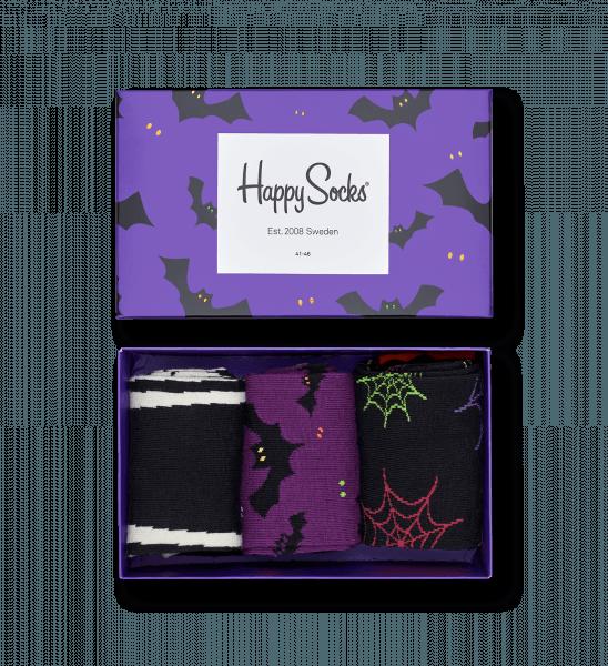 3 halloween gift box negle Images
