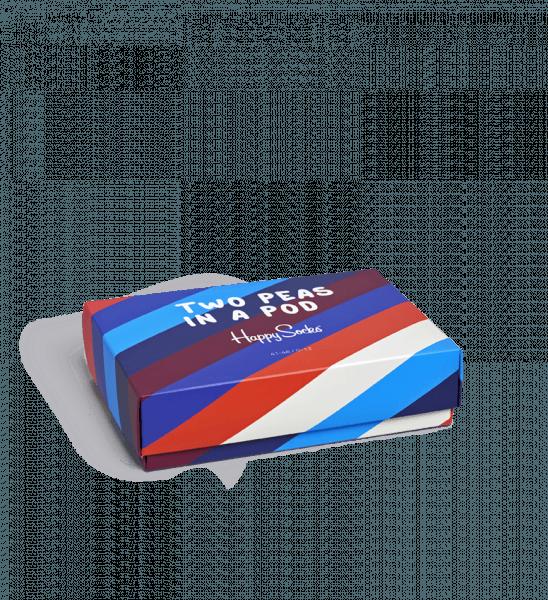 Two Peas In A Pod Sokken Gift Box Happy Socks