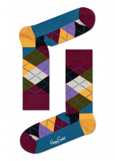 3e45e7ceb Argyle socks for people who like to get happy