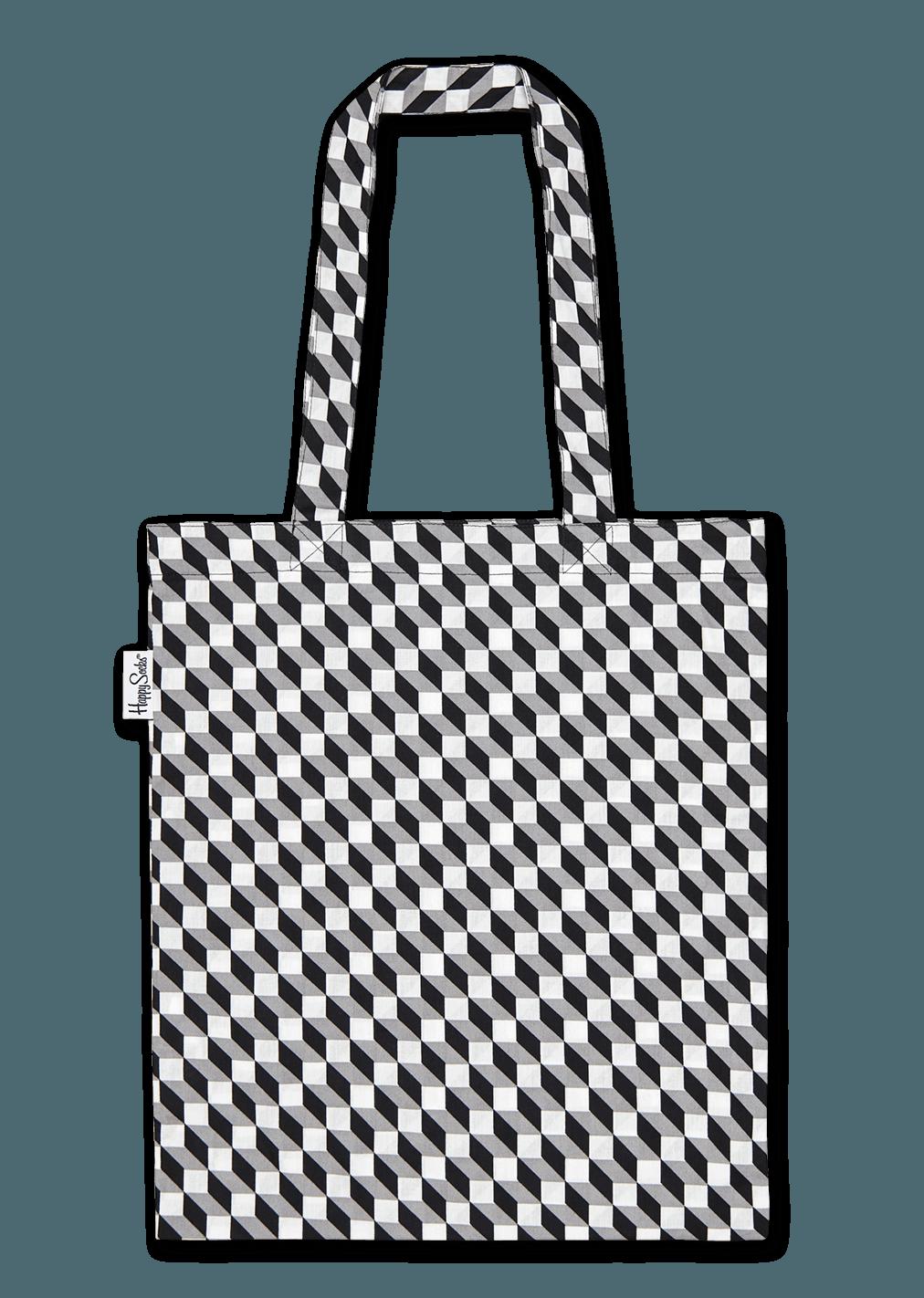 Filled Optic Tote Bag