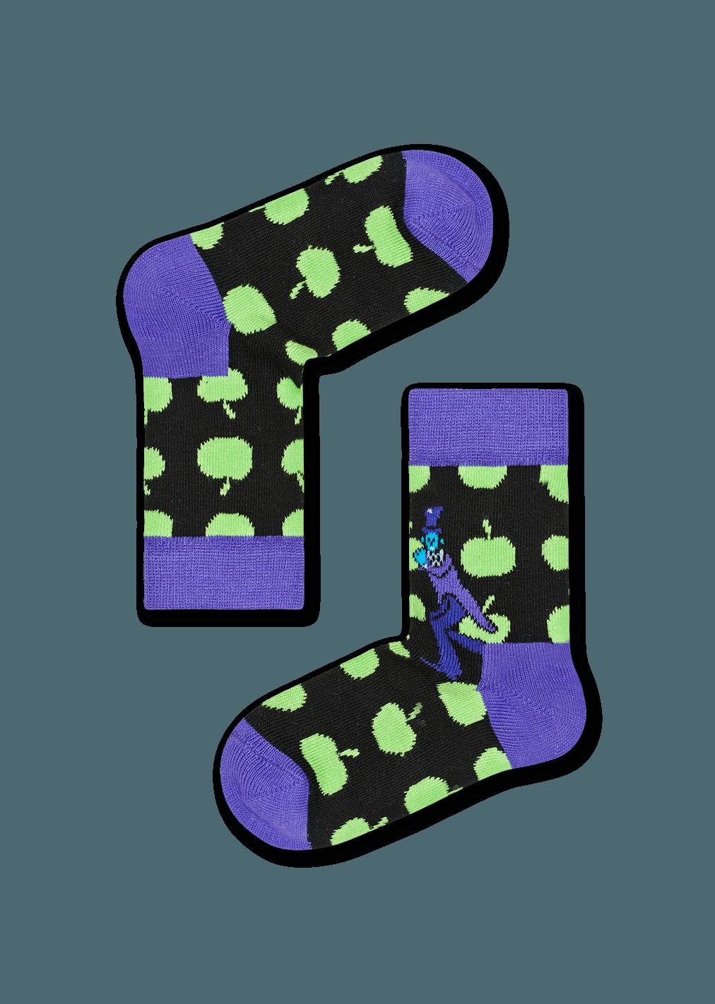 Kids Apples Sock