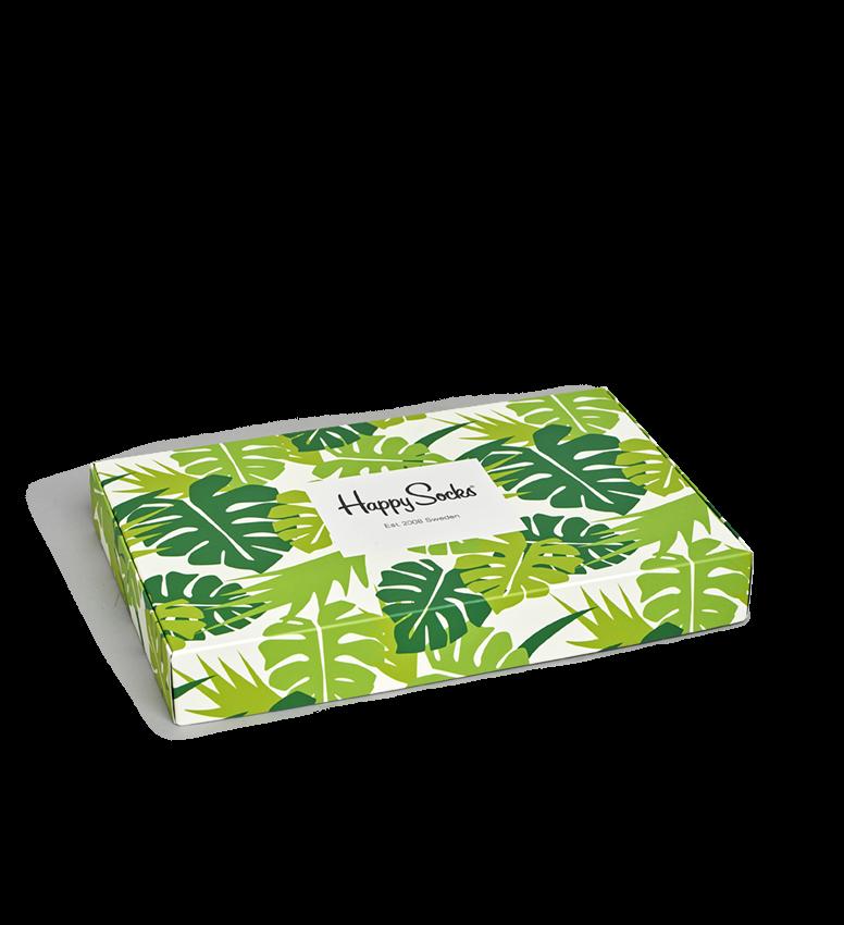 Leaves Flat Gift Box