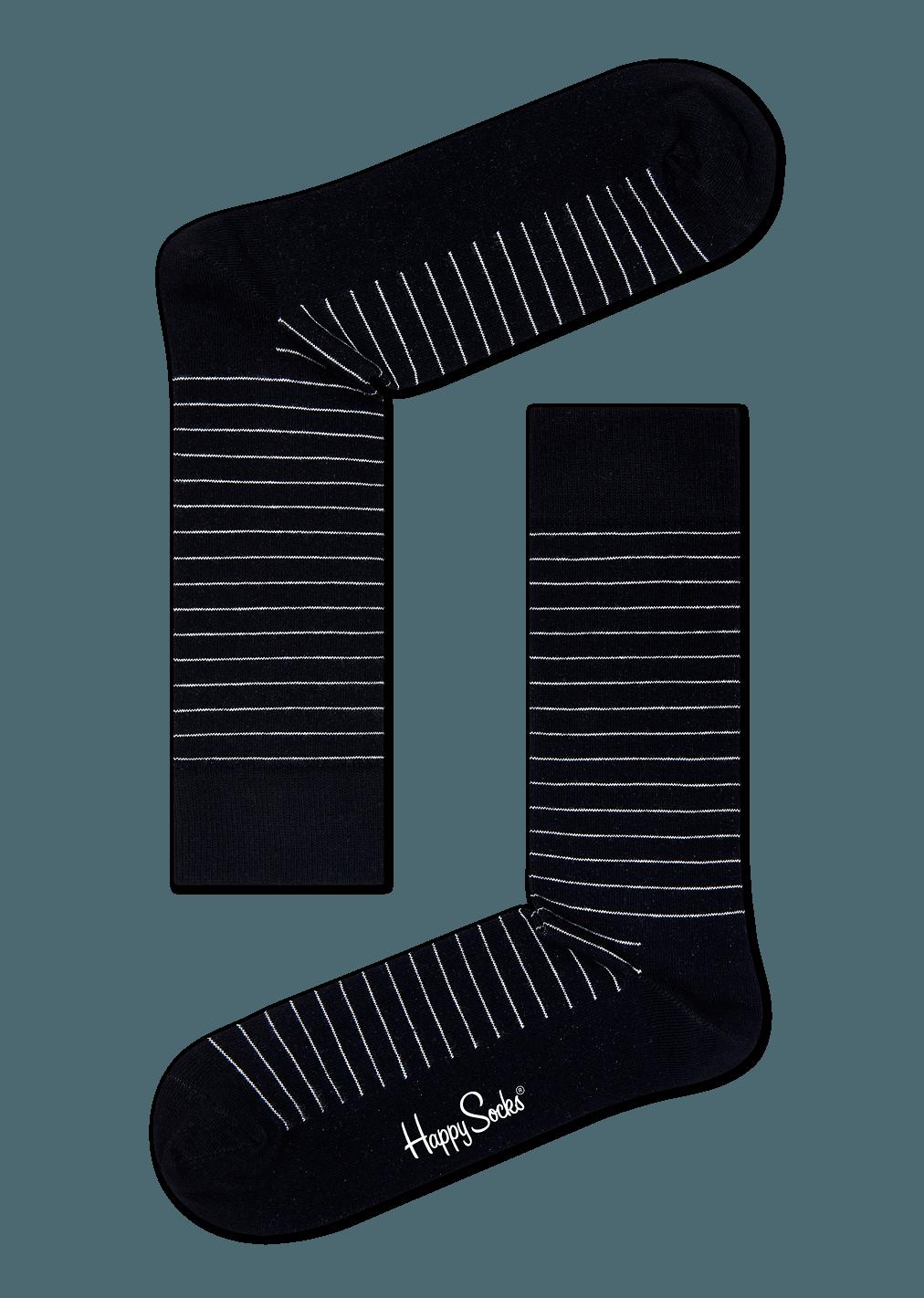 happy socks thin stripe sock size 1013
