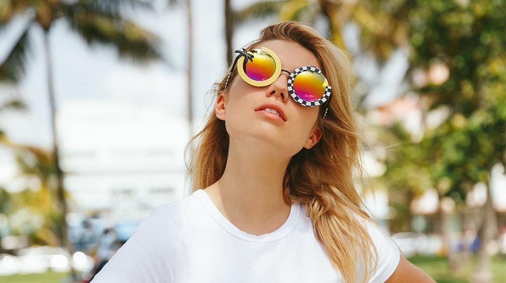 X Somewhere Fun Socks In Sun Sunday Sunglasses The Happy g5vaqxw