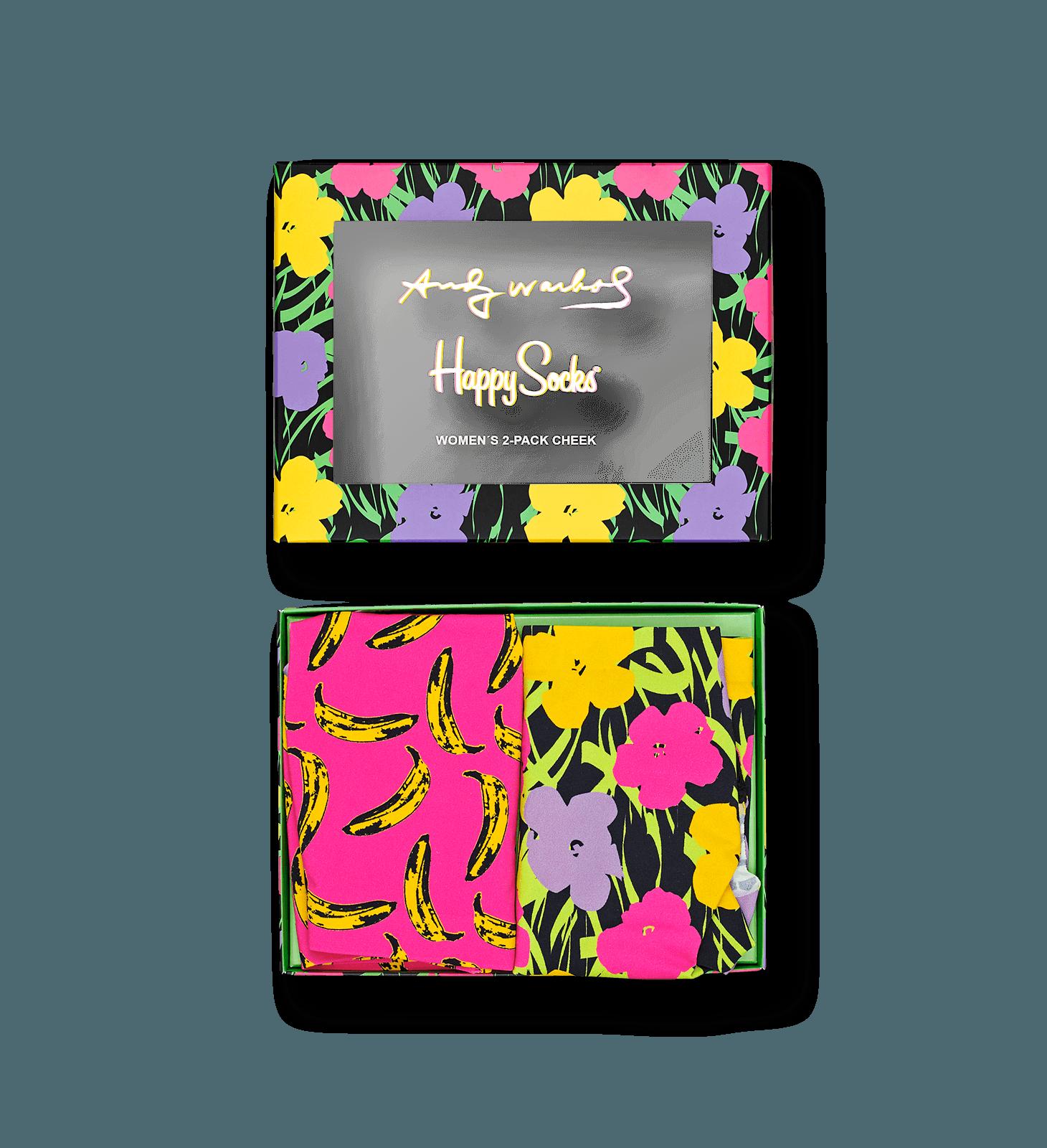 2-Pack Andy Warhol Cheeky Box Set