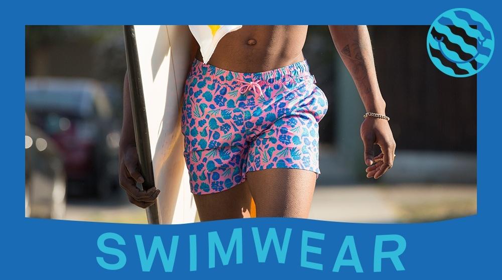 904449c9cb5 Odhalte toto léto své skutečné barvy s naší novou kolekcí pánských plavek s  ikonickými vzory Happy Socks navrženými tak
