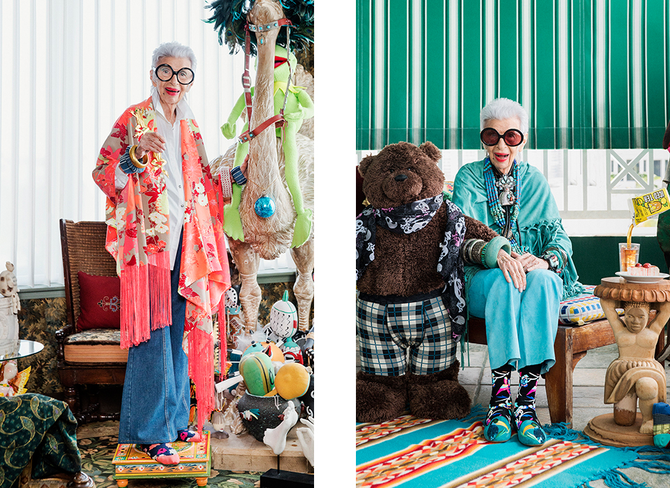 Local Hero - Iris Apfel