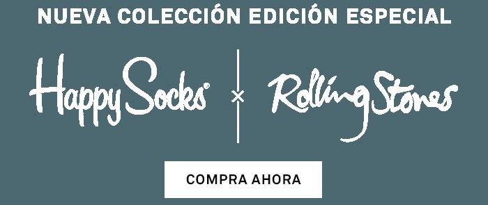 Happy Socks - Calcetines originales para hombre afba278d481d